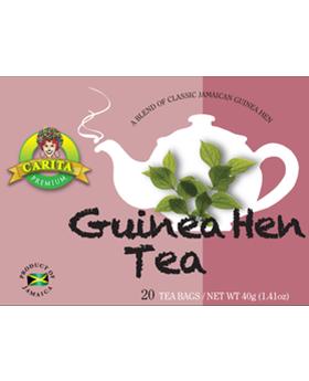 Guinea Hen (Petiveria Alliacea) Tea