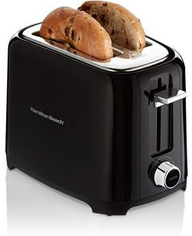Hamilton Beach 22217 2 Slice Toaster Chrome