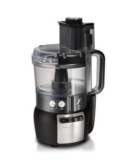 Hamilton Beach Stack & Snap Food Processor - 10 Cup Capacity
