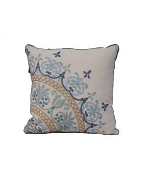 Handcafted Embroidery Decorative Pillow