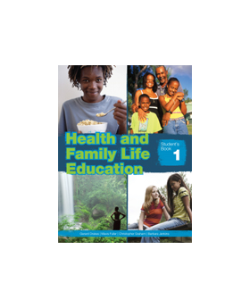 Health & Family Life Education Student's Book 1