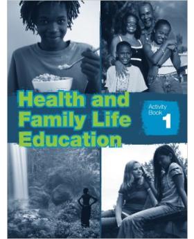 Health & Family Life Education Activity Book 1
