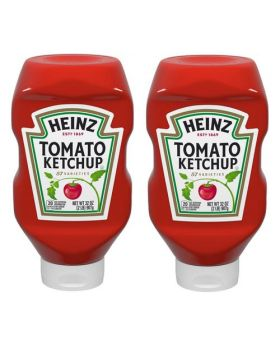 Heinz Tomato Ketchup 32 Oz. 2 Pack