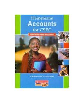 Heinemann Accounts for CSEC