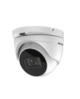 Hikvision DS-2CE56H0T-IT3ZF 5 MP Motorized Varifocal Turret Camera