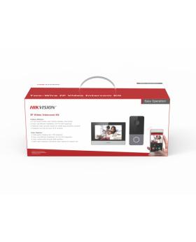 Hikvision DS-KIS603-P IP Video Intercom System Kit