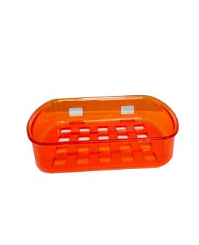 Home Collections Clear Suction Caddy Organizer