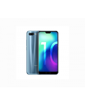 Honor 10 Lite Duos Unlocked Cellphone Front and Back View