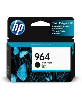 HP 964 Black Original Ink Cartridge