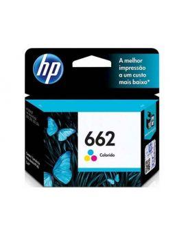 HP 662 Tri-color Original Ink Advantage Cartridge