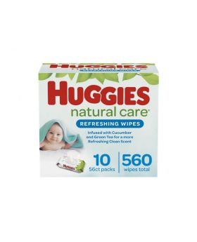Huggies One & Done Baby Wipes 560 Count