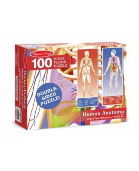 Human Anatomy Floor Puzzle- Melissa & Doug
