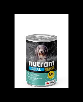 I20 Nutram Sensitive Skin, Coat & Stomach Canned Food Case of 12