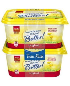 I Cant Believe Its Not Butter, 2pk/30oz