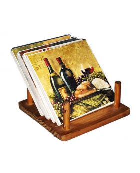 Wine_&_Cheese_Wooden_Coaster_Set