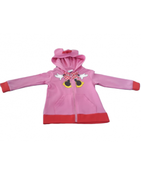 Minnie Mouse Girl's Hoodie