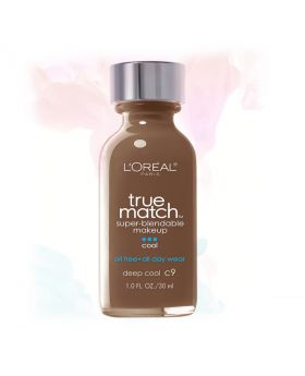 L'Oreal Paris Makeup True Match Liquid Foundation-C9