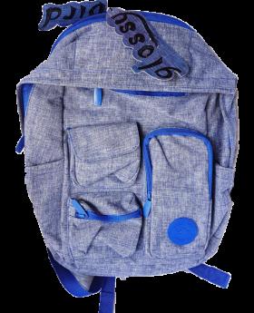 Glossy Bird Backpack for Kids