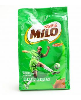 MILO ACTIV-GO Chocolate Malt Powder 200g Pouch