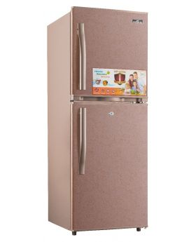Imperial IMP9HALF&HALF-F-BF 9 Cu. Ft. Fridge and Freezer Burgundy Refrigerator