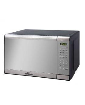 Imperial 0.7 Cu.Ft. 700 Watts Fast Heating Mirror Steel Microwave