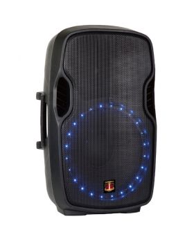 "Imperial 15"" Disco 2100 Watts Powered Speaker"