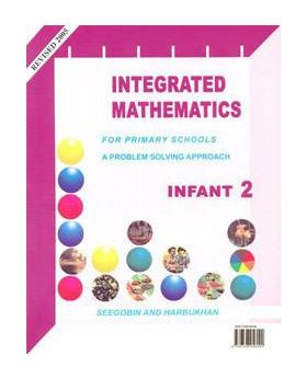 Integrated Mathematics for Primary Schools Infant Book 2