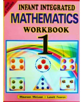 Infant Integrated Mathematics Workbook 1 (All Around Us-Shapes and Numbers)