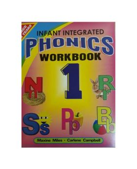 Infant Integrated Phonics Workbook 1 (All Around Us - Letters And Sound)