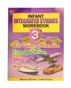 Infant Integrated Integrated Studies Workbook 3 by M. McLean and L. Fearon