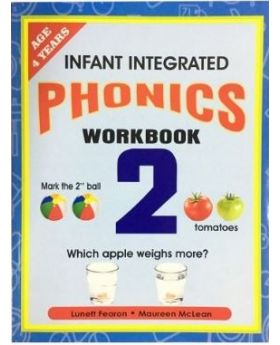 Infant Integrated Phonics Workbook 2 (Learning The Smart Way- Letters And Sounds)