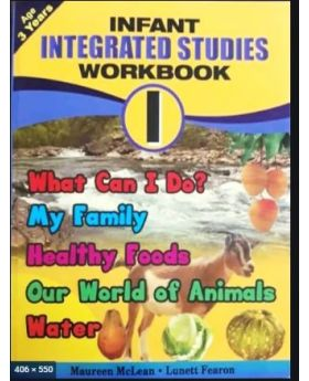 Infant Integrated Studies Workbook 1 (All Around Us- Living In My  Environment)