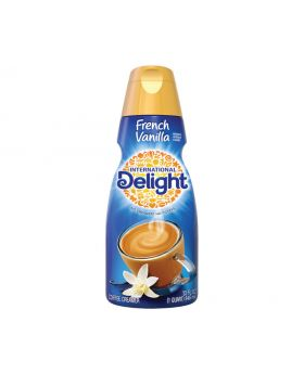 Int'l Delight French Vanilla Creamer, 3pk/32oz