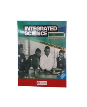 Macmillan Integrated Science for Jamaica Workbook Grade 8 4th Edition by Tania Chung