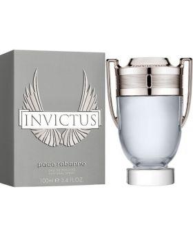 Invictus For Men By Paco Rabanne Eau De Toilette Spray 3.4oz (100ml)