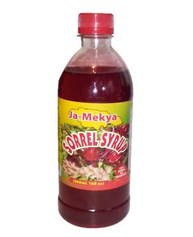 Ja-Mekya Sorrel Syrup (lt)