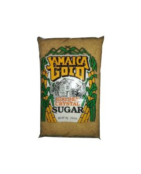 Jamaica Gold Golden Crystal Sugar 1 Kg