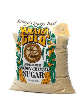 Jamaica Gold Golden Crystal Sugar 5 Kg
