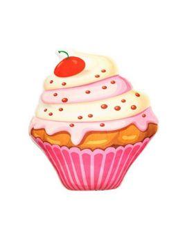 Cupcake Plush Cushion