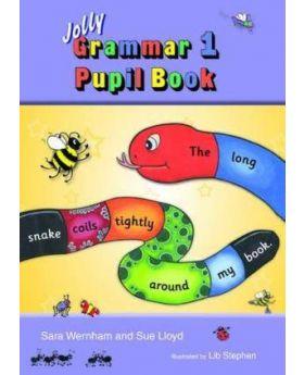 Jolly-Grammar-Pupil-Book-1
