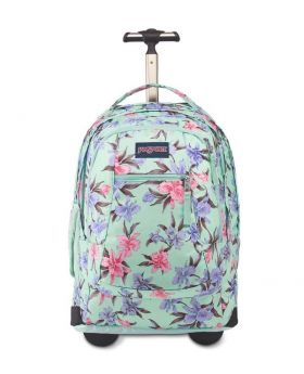 JanSport Driver 8 Floral Pulley Backpack