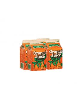 Juciful Orange Juice 450ml x 36 Pack