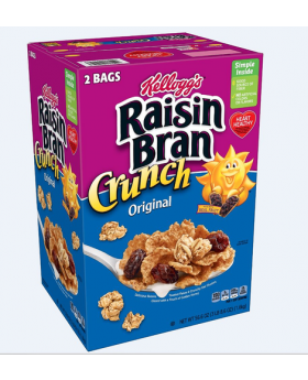 Kellogg's Raisin Bran Crunch 56.6oz