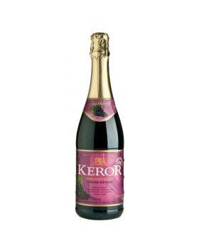 Keror Sparkling Red Grape Beverage 750ml 3 Pack