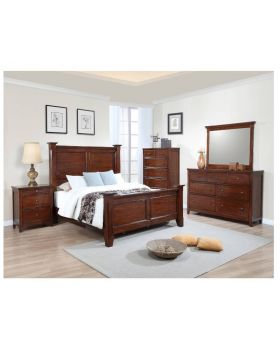 Kingston 5 Piece King Size Bedroom Set