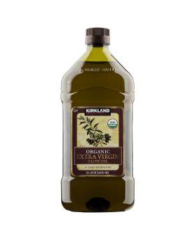 Kirkland Signature Organic Extra Virgin Olive Oil 2 Litres