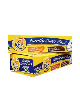 Kiss Family Saver Variety Pack 10 Cakes
