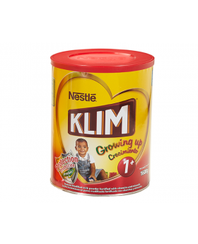 KLIM PREBIO1 1+ (1-3 years old) Growing Up Milk 1.6kg Canister