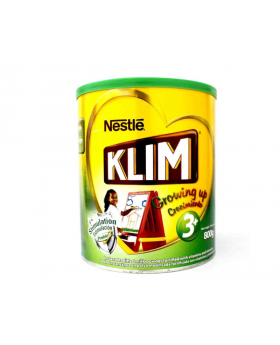 KLIM PREBIO3 3+ (3-5 years old) Growing Up Milk 800g Canister