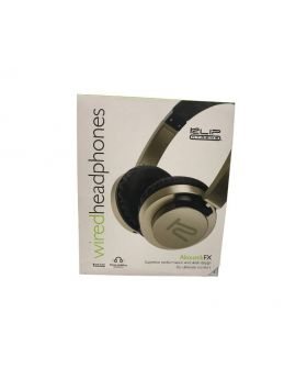 Klip Xtreme KHS-851 Akoustik FX Wireless Noise - Isolating Headphones